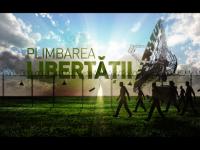 PLIMBAREA LIBERTATII 10 AUGUST